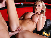 A show where we reveal the In's and Out's of one lucky sexy girl. This week Nikki Benz is on the couch. She will answer our questions and reveal her biggest secrets live on set. Let's see if she will be able to lie in front o